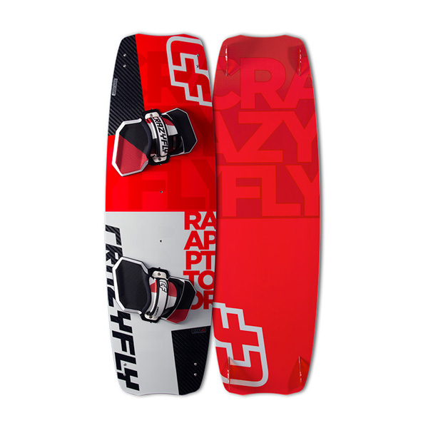 tabla crazyfly 2015 raptor