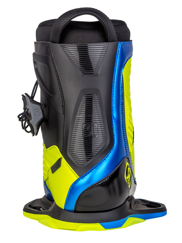 Ronix ONE 2016 amarilla trasera